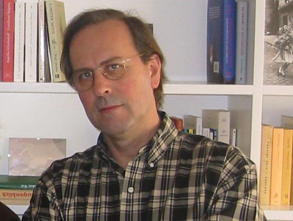 Manuel Ramírez, de Editorial Pre-textos