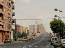 Puente de la Carretera Real de Madrid. Entrada al barrio de La Torre.
