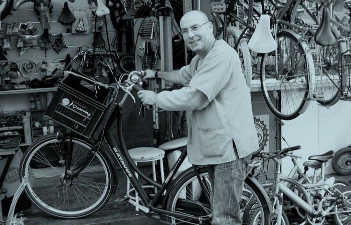 Pequeños sitios bien dispuestos (III): Cycloclinic. Recycler & Bike.