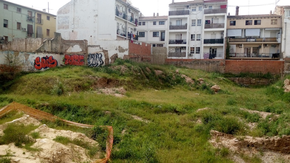 Grafitis, mafiosos y zombis
