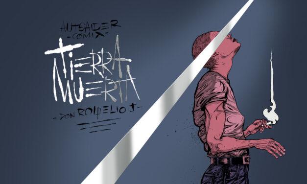 """""""Tierra muerta"""", Don Rogelio J y la ciencia ficción punk"""