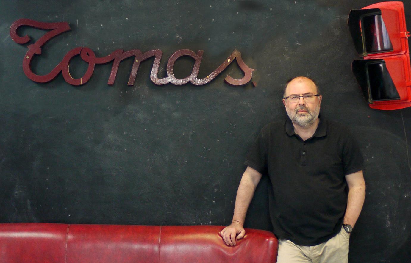 Tomás Gorria, el hombre con un diccionario en la cabeza