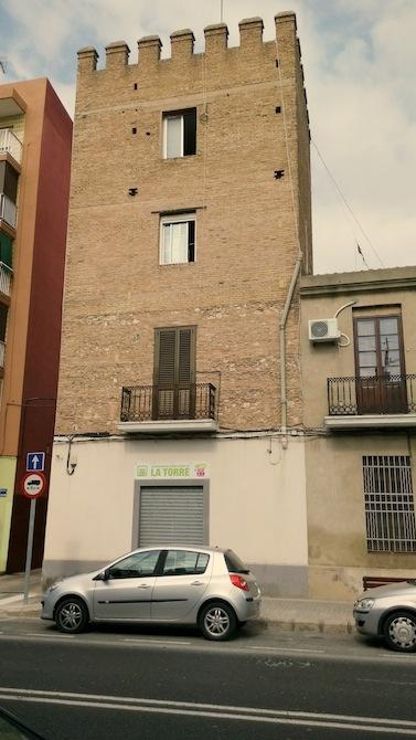 La Torre del Barrio de La Torre.