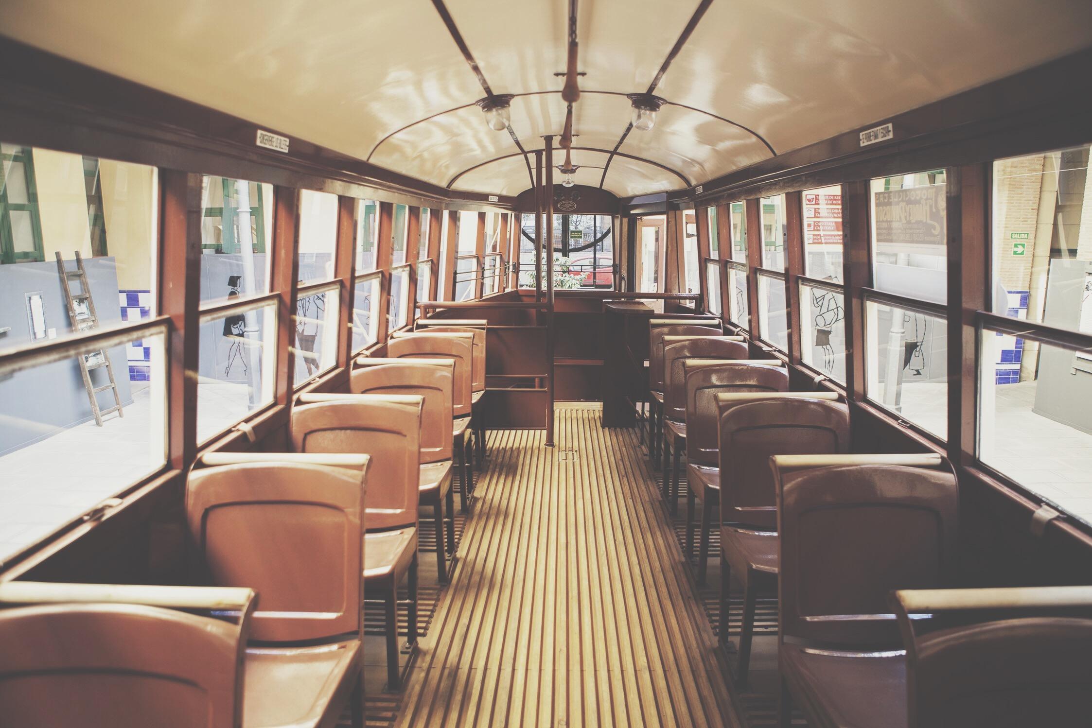 Un tranvía llamado recuerdo