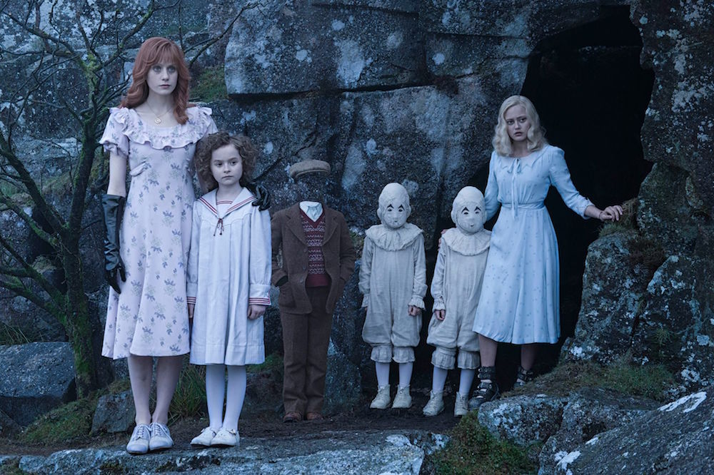 """""""El hogar de Miss Peregrine para niños pecualiares"""" (Tim Burton, 2016)"""