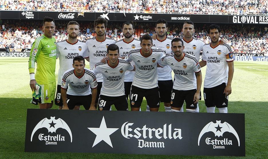 Foto: Web del Valencia C.F.