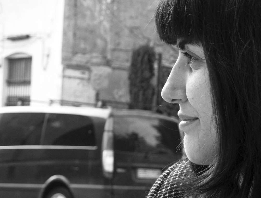 Ana Lorenz. Foto: M.A. Puerta